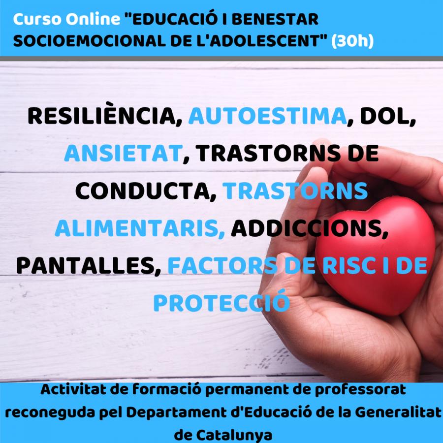 Curso Online EDUCACIÓN Y BIENESTAR SOCIOEMOCIONAL DEL ADOLESCENTE (30h) (2)